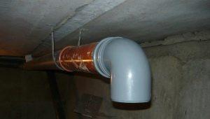 Ventilation dans le garage: les détails de l'appareil