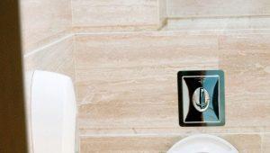 Välja en hygienisk dusch med termostat