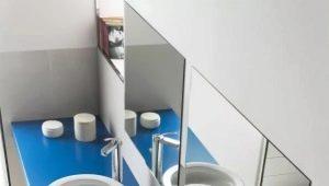 Höga kranar: hur man väljer ett alternativ för skålen?