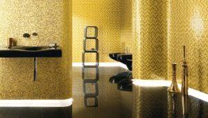 Златна мозайка в интериора
