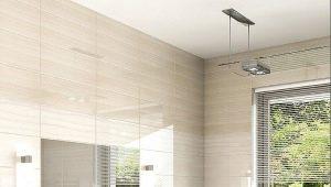 Beige tile for the bathroom: ageless classics in interior design