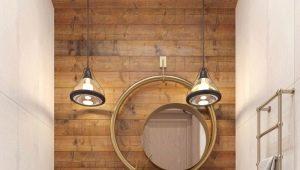 Toalettdesign: optimala lösningar för ett litet rum