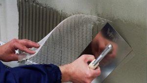 Fasadsnät för gips: Egenskaper och installationstips