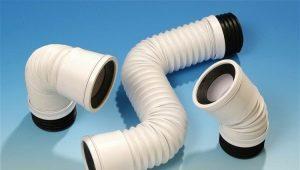 Korrugerad toalettskål: syfte, typer och installationstips