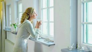 Como instalar um peitoril da janela de PVC?