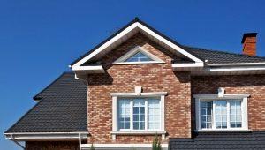 Dalles en brique pour façades: caractéristiques du matériau et finesse d'installation