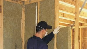 Mineral wool insulation: how to choose and use correctly?