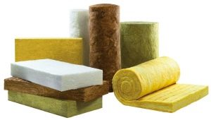 Features of the use of moisture resistant insulation