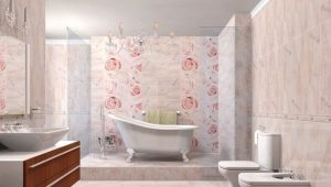 Features of the selection of Spanish bathroom tiles