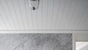 PVC banyo duvar dekorasyonu