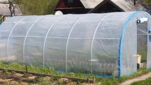 Greenhouses made of polypropylene pipes: manufacturing features