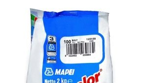 Technical characteristics of the grout Mapei