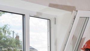 Sutilezas e regras de reparo de janelas de PVC