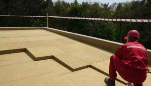 Изолация за покрива на покривни батачета Rockwool