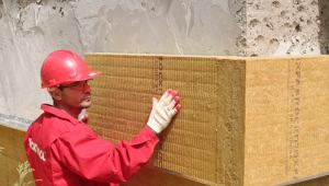 Insulation Rockwool Kaviti Butts: advantages and disadvantages