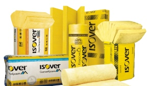 Изолатори Isover: преглед на топло и звукоизолационни материали