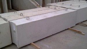 Blocuri de fundație: tipuri și caracteristici, recomandări pentru instalare