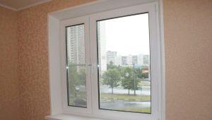 Regras para a decoração de encostas internas nas janelas