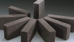Technical characteristics and description of foam glass