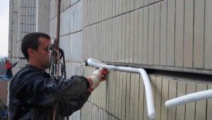 Тънкостите на процеса на топлоизолация на вътрешните панели