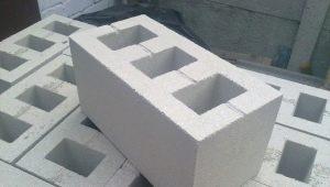 Come calcolare la quantità di blocco di cemento?