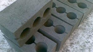 स्लैग पत्थरों: मानक आकार और उपयोग के क्षेत्र