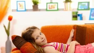 Children's sofas: a review of popular models and recommendations for choosing