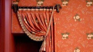 Italienska gardiner: typer och designfunktioner