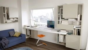 Desks in modern style for teenagers