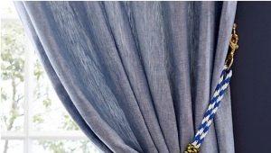 Tiebacks för gardiner: typer, fördelar och nackdelar, verkstäder, tillverkning och monteringsmetoder