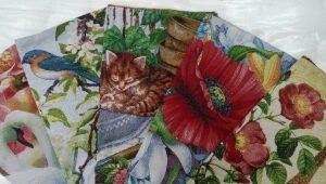 Tapestry örngott: tips om att välja och bry sig