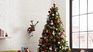 कृत्रिम क्रिसमस पेड़: क्या हैं और कैसे चुनना है?