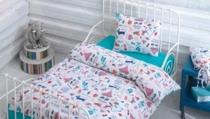 बच्चे के बिस्तर को कैसे सीवन करें?