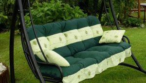 Garden Swing Mattresses: Guidelines for Choosing and Care