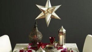 Noel masa örtüleri ve peçeteler: Kendinizi nasıl seçersiniz?