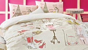 लड़कियों के लिए बिस्तर चुनने के लिए सुझाव