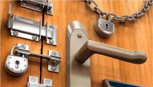รายละเอียดของการติดตั้งล็อคประตู