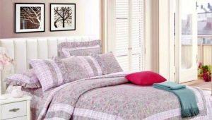 Alegerea lenjeriei de pat în stilul Provence