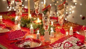 Urval och design av nyårsdisk