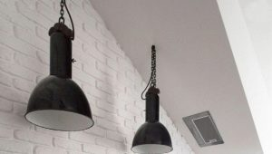The use of white decorative bricks for interior decoration