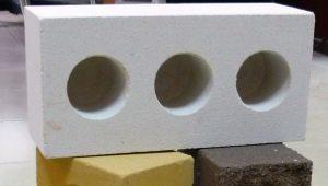 Abmessungen und Gewicht von Standard Sesquint Silica Ziegel