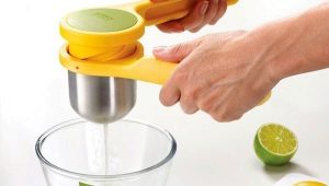 Citrus Juicer: tips on choosing and operating