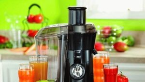 Juicers for vegetables: types and tips for choosing