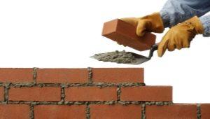 Arten von Mauerwerk und Merkmale seiner Konstruktion