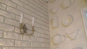 Stuccatura di giunti decorativi in mattoni - tutti i dettagli della procedura