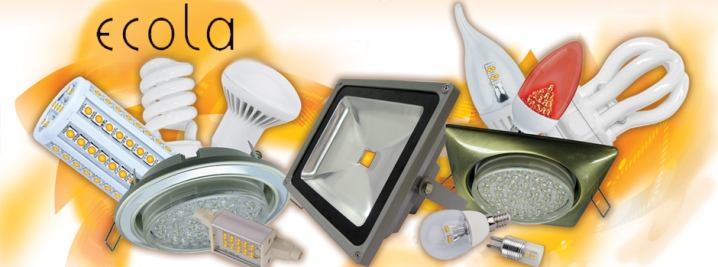 Ampoules LED ecola