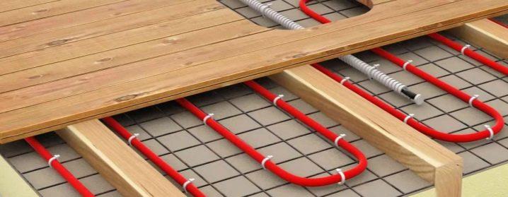 Rehau-rör för golvvärme: de subtiliteter man väljer