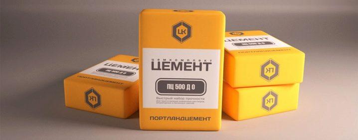 Cement: typer och egenskaper i produktionen