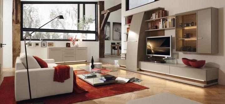 Choosing furniture in modern style: modern fashion trends
