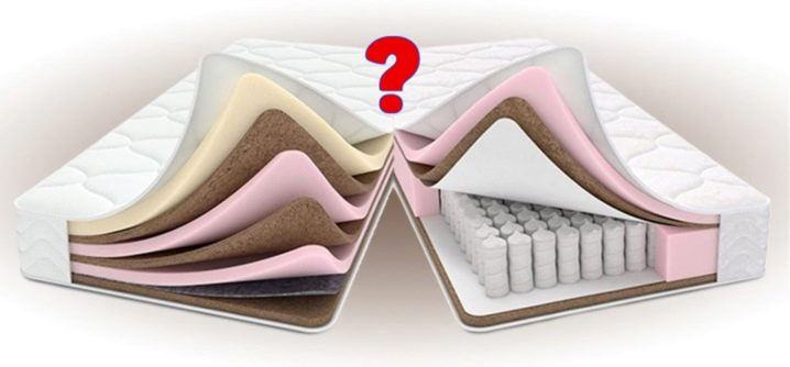 Which mattress is better: spring or springless?